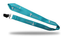 Custom Nylon Lanyards