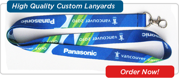 Order Custom Lanyards