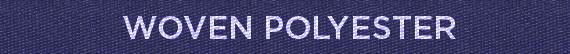 Custom Woven Polyester Lanyard - Texture